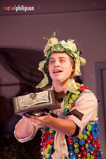 The Little Mermaid; Directed by Shana Gozansky. Hangar Theatre