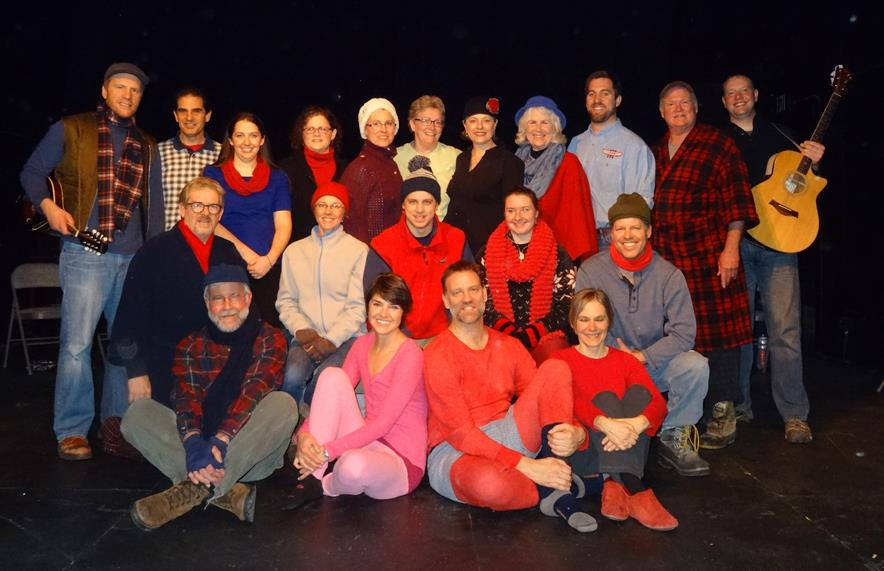 Cast of Almost, Maine