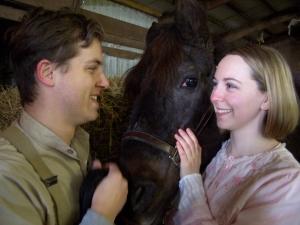 Mary's Wedding Horse 2