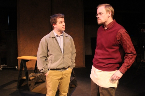 Heartwood Regional Theater Company. Directed by Griff Braley. Photo Credit: Jenny Mayher