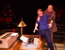 Deathtrap. Theatre in the Round. Directed by Shanan Custer. Photo by Roger Watts