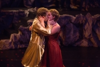 Romeo and Juliet. Mission Theatre Co. Directed by Penelope Parsons-Lord. Photo by Robert Stacke.