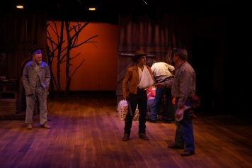 Of Mice and Men. Park Square Theatre. Directed by Annie Enneking.